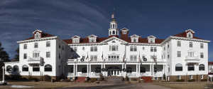 Beautiful setting for my classes at the Stanley Hotel